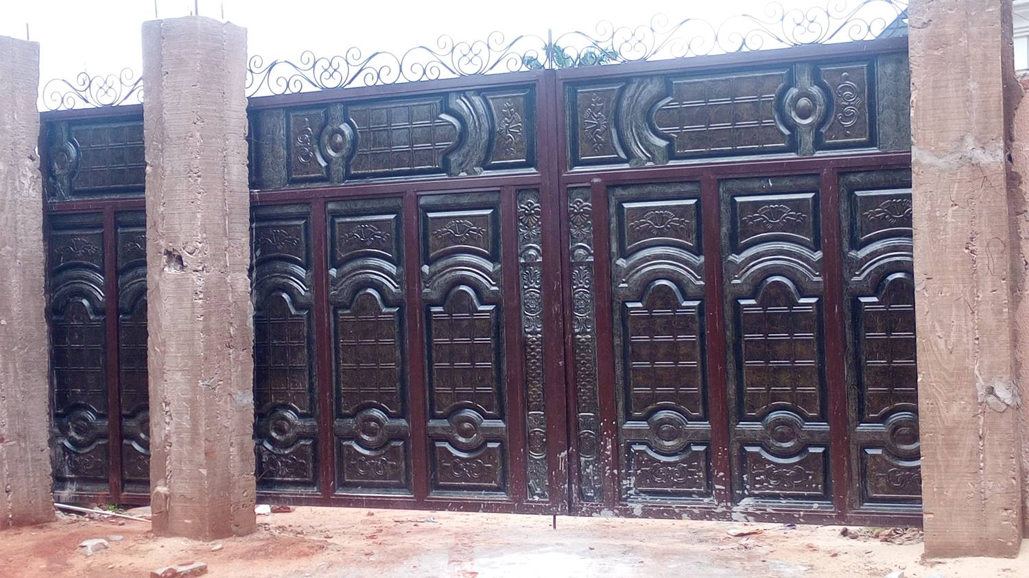 House Gate Designs In Nigeria