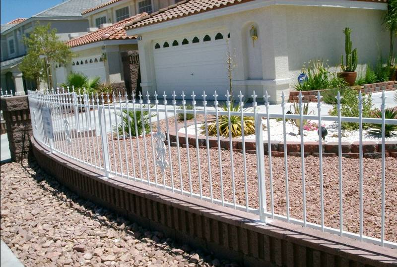 Fence Rail Designs And Fabrication Artecor Wrought