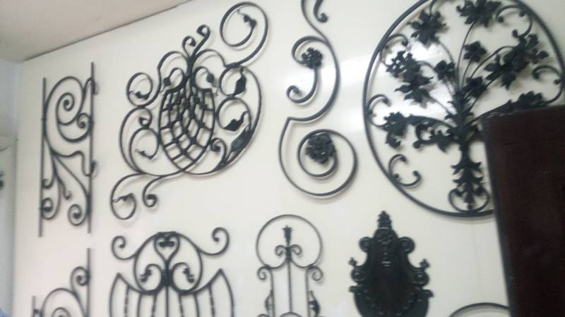 Ornamental Materials For Designs