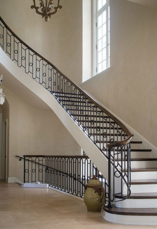 Staircase Rail Designs