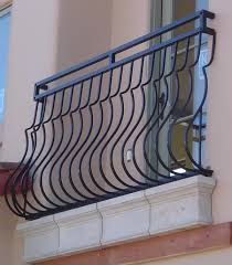 Window Flower Rail Designs